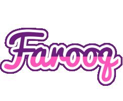 Farooq cheerful logo
