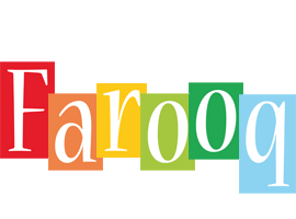Farooq colors logo