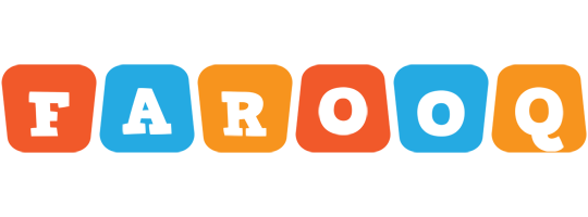 Farooq comics logo