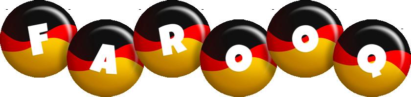Farooq german logo