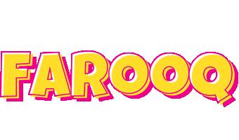 Farooq kaboom logo