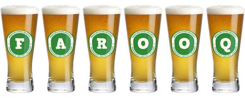 Farooq lager logo