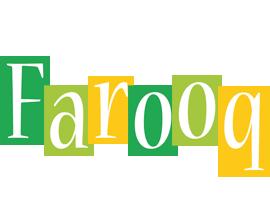 Farooq lemonade logo