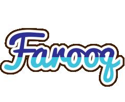Farooq raining logo