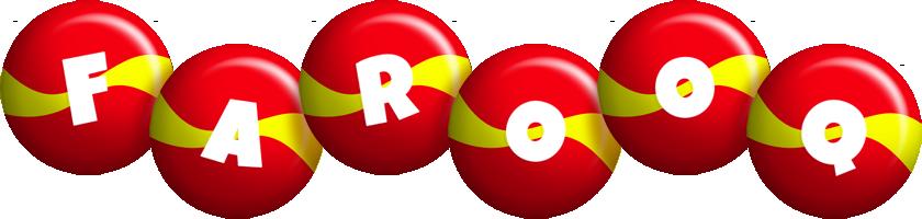 Farooq spain logo