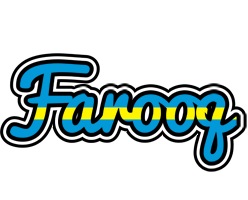 Farooq sweden logo