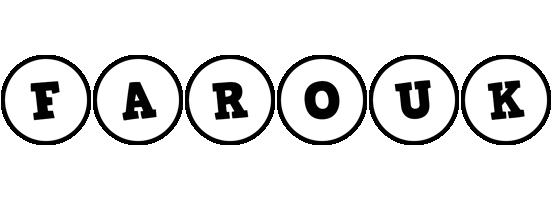 Farouk handy logo