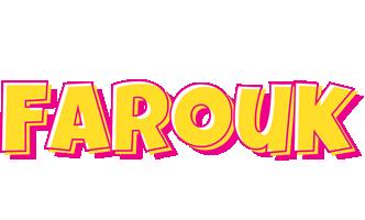 Farouk kaboom logo