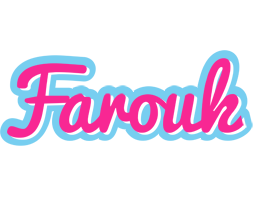 Farouk popstar logo