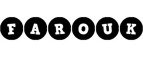 Farouk tools logo