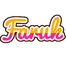 Faruk smoothie logo