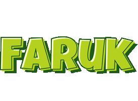 Faruk summer logo