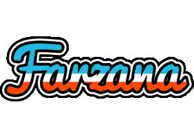 Farzana america logo