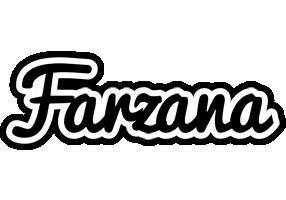 Farzana chess logo