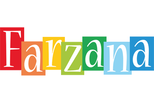 Farzana colors logo
