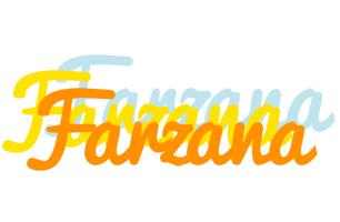 Farzana energy logo