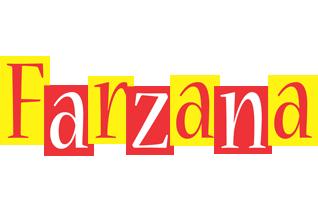 Farzana errors logo