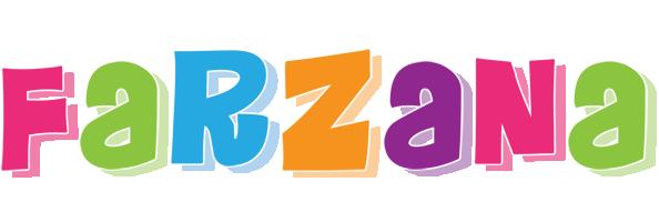 Farzana friday logo