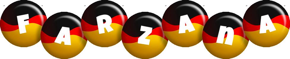 Farzana german logo