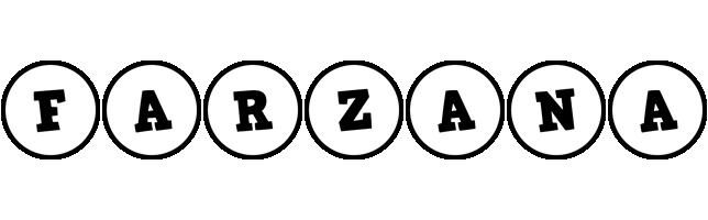 Farzana handy logo