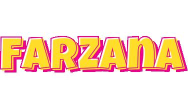 Farzana kaboom logo