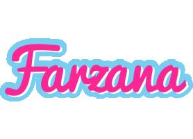 Farzana popstar logo
