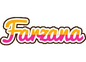 Farzana smoothie logo