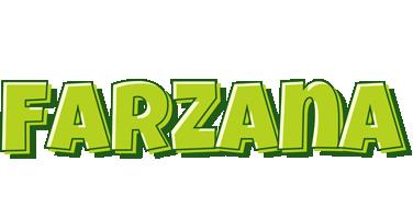 Farzana summer logo
