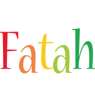 Fatah birthday logo