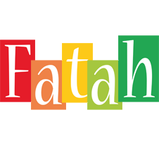 Fatah colors logo