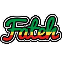 Fateh african logo