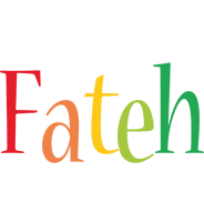 Fateh birthday logo