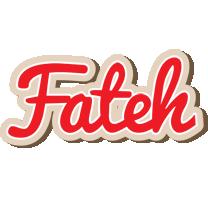 Fateh chocolate logo