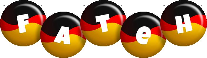 Fateh german logo