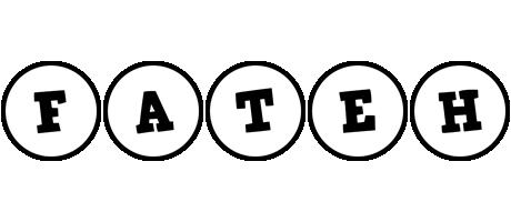 Fateh handy logo