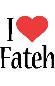 Fateh i-love logo