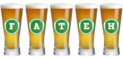 Fateh lager logo