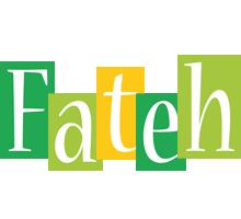 Fateh lemonade logo
