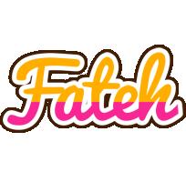 Fateh smoothie logo