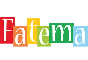 Fatema colors logo
