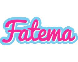 Fatema popstar logo