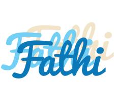 Fathi breeze logo