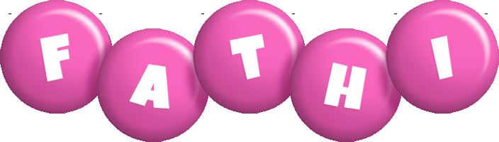 Fathi candy-pink logo
