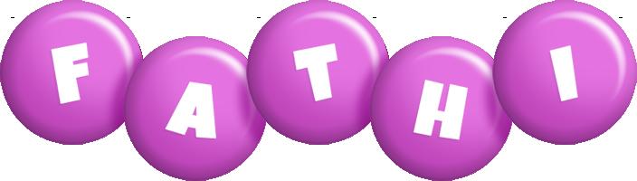 Fathi candy-purple logo