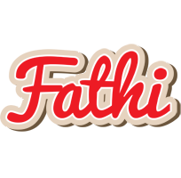 Fathi chocolate logo