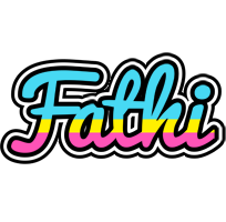 Fathi circus logo