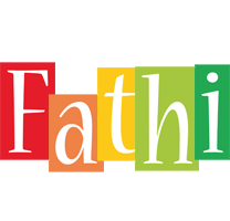 Fathi colors logo
