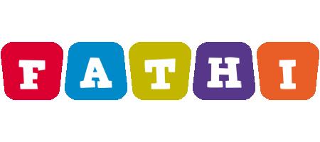 Fathi daycare logo