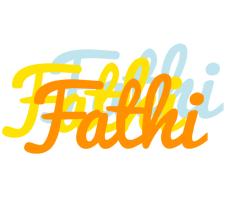 Fathi energy logo