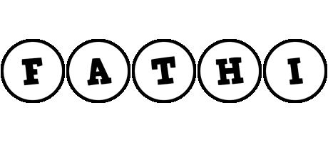 Fathi handy logo